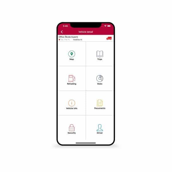 Commander - Licencia - mobilná aplikácia
